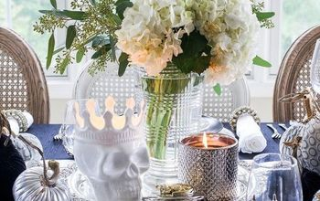 Table Top Ideas For An Elegant Halloween Dinner