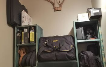 man cave storage space