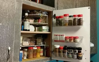 creating space for spices