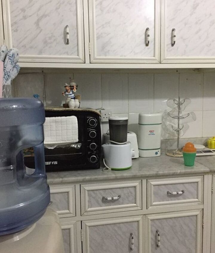 q this is my kitchen what can i do to make look good