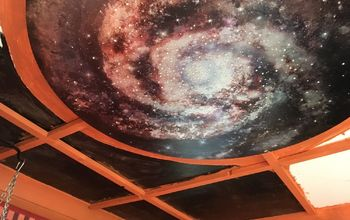 Starry Starry Night Ceiling.