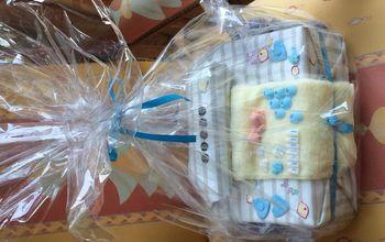 Congratulations Baby Box Bed