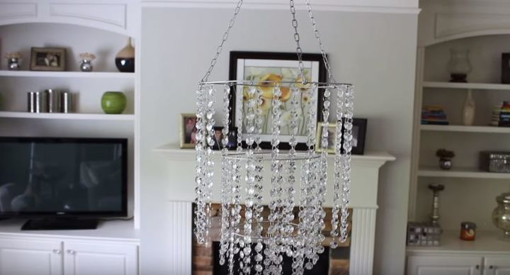 Diy crystal chandelier tutorial elegance for only 20 hometalk diy crystal chandelier tutorial elegance for only 20 aloadofball Image collections