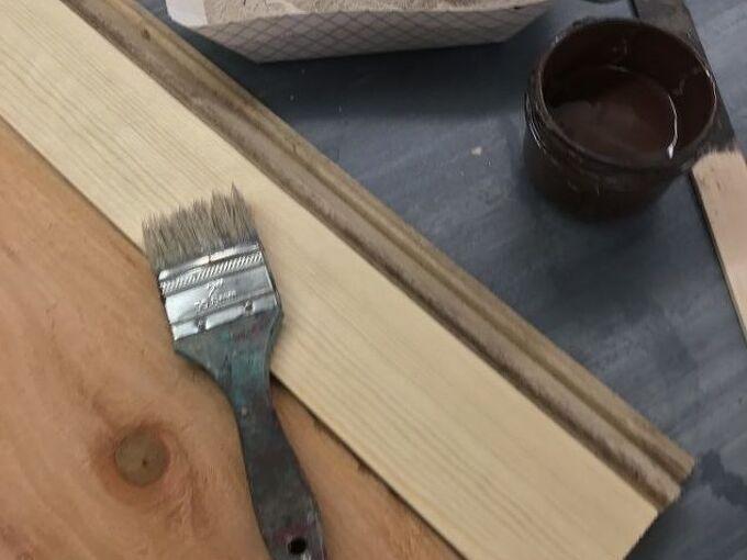 create your own salt wash paint