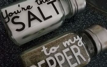 You're the SALT ...to My PEPPER