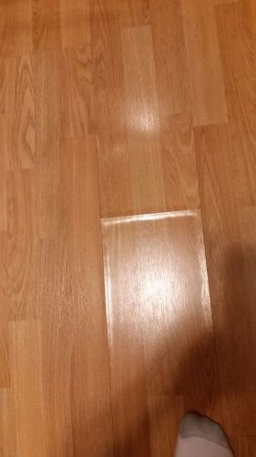 How Do You Fix A Laminate Floor That Has Swelled After A Fridge Leak