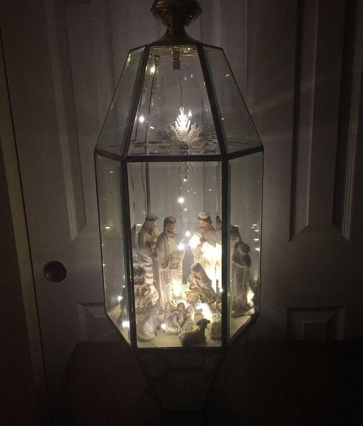 80 s glass chandelier reclassed