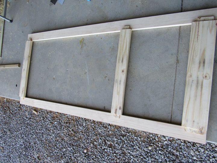 Sturdy Wood Screen Door Hometalk
