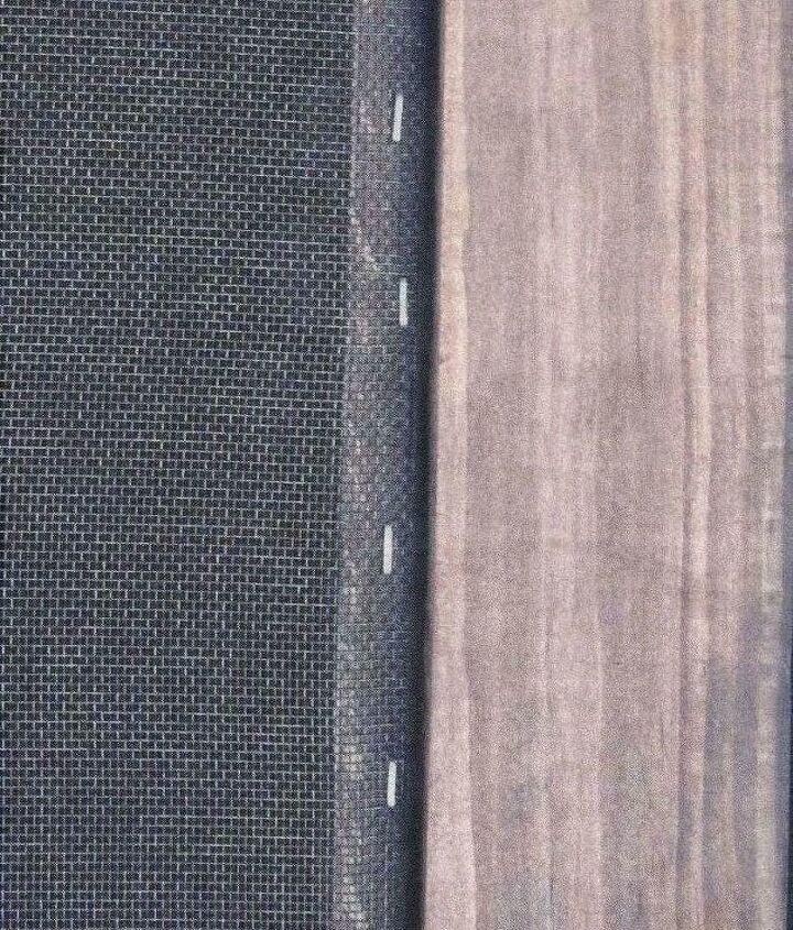 sturdy wood screen door