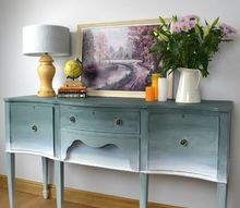 create a beautiful ombre effect on furniture