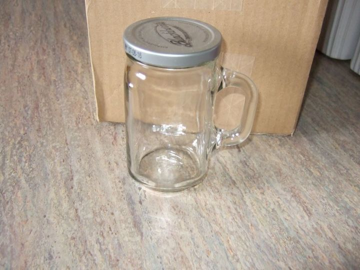 q i have quite a few blackburn jelly jars with handles what can i do wi