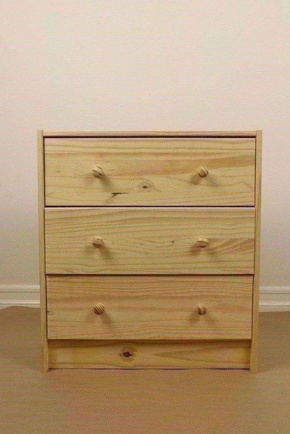 customize an ikea rast dresser for 20