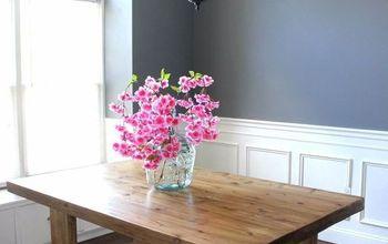 simple diy modern husky table