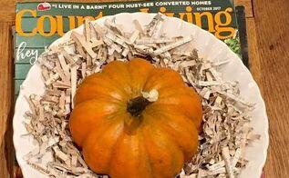 easy fall pumpkin home decor diy