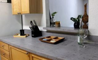 extreme apartment kitchen makeover