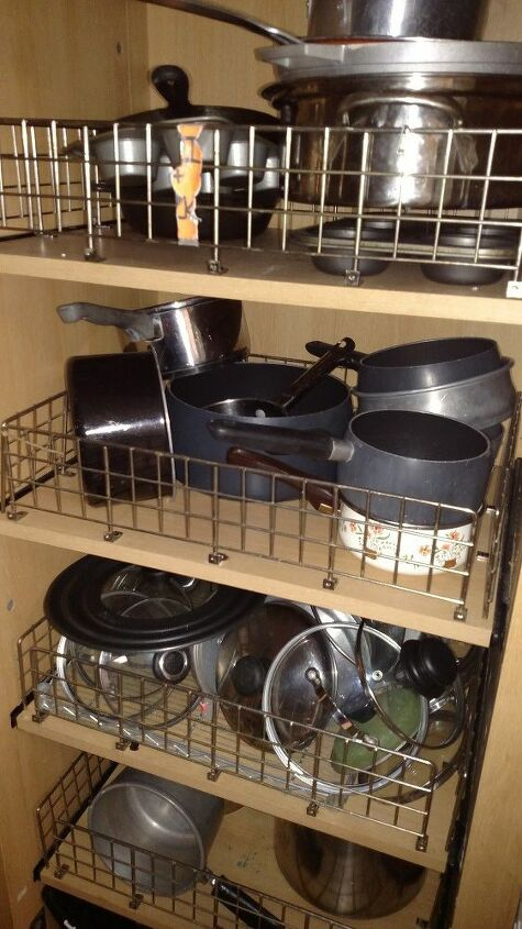 q kitchen cabinet organization