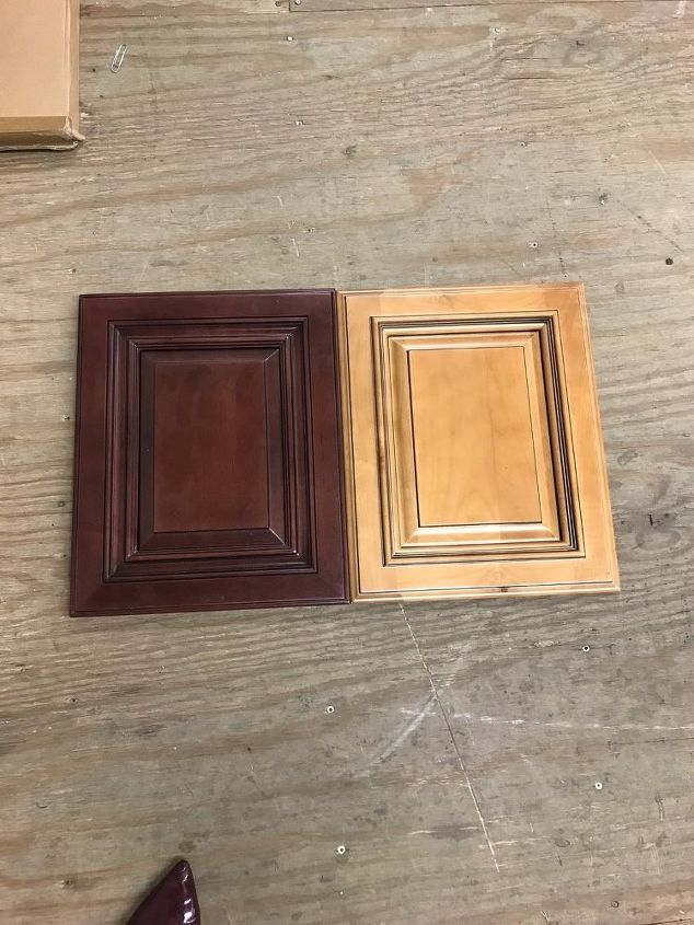 easy diy cabinet finishes