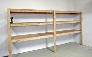 Diy Garage Storage System