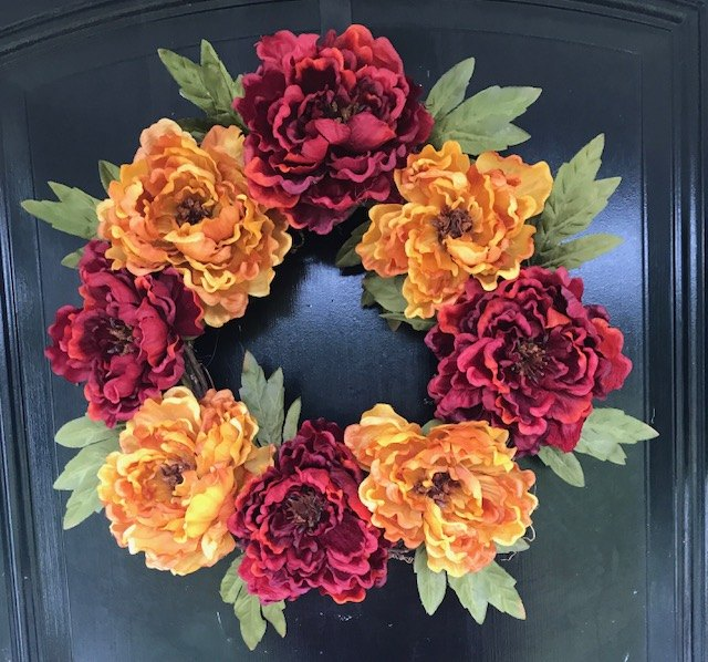 Easy DIY Fall Wreath