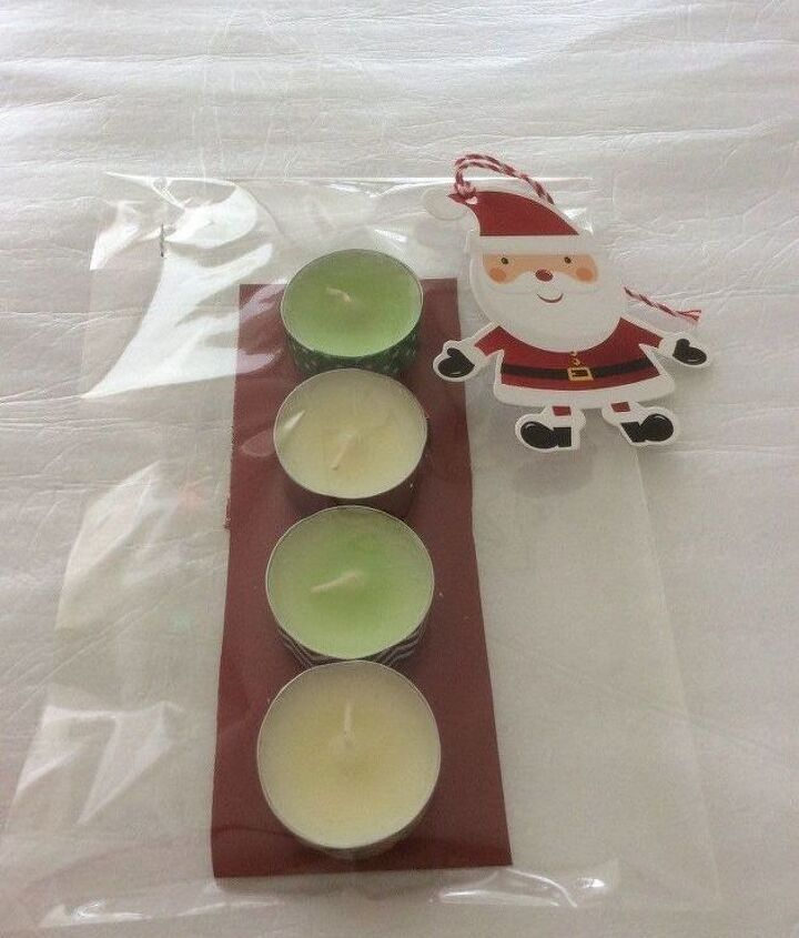 diy washi tea lights