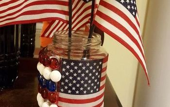 Glass Bottle Challenge The Patriotic Way