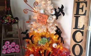 trick or treat tree