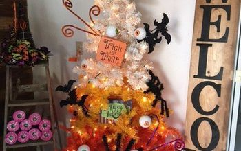 Trick-or-Treat Tree