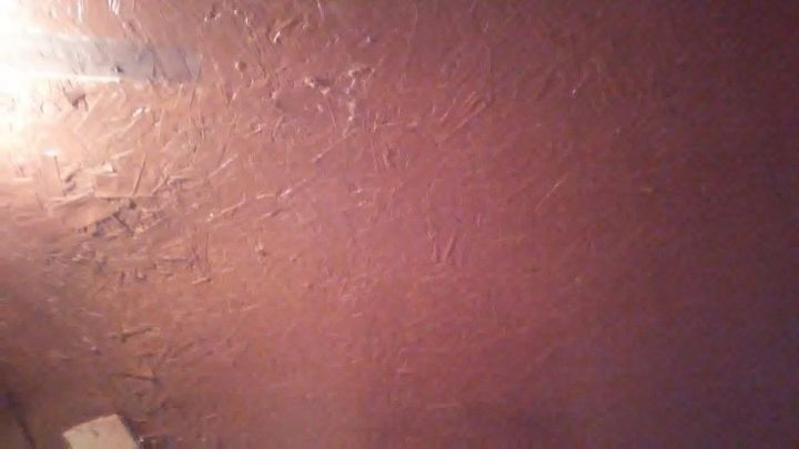 q my laundry room has plywood walls what can i do to do a makeover