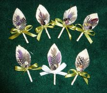 forever boutonnieres
