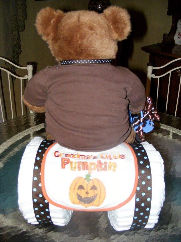 halloween diaper bike