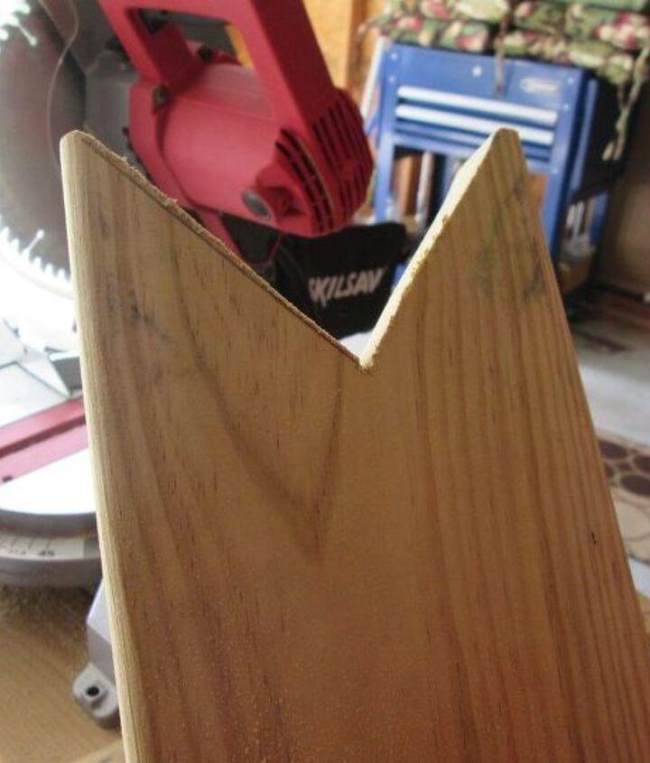 please do not throw away scrap pieces of wood