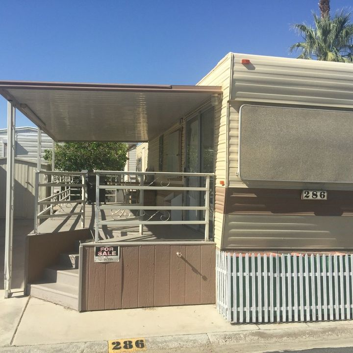 q what do i look out for when buying a used mobile home