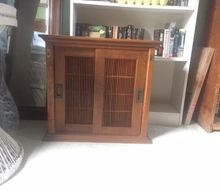 q ideas for this cabinet