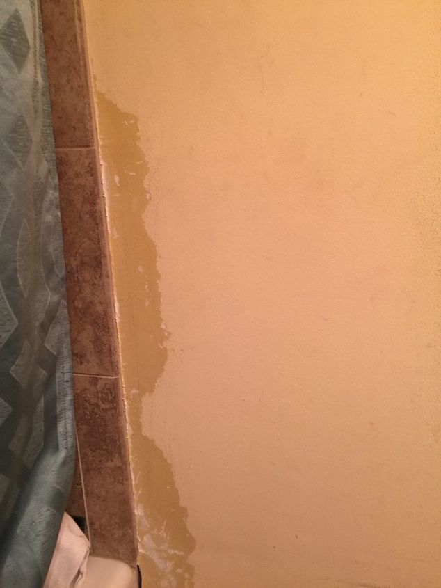 q contractor painted over wet sheetrock mud then filed bankruptcy