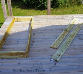 Outdoor Sun Loungers Wood Working Project