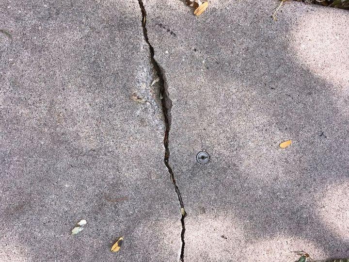 q quick fills for patio cracks holes
