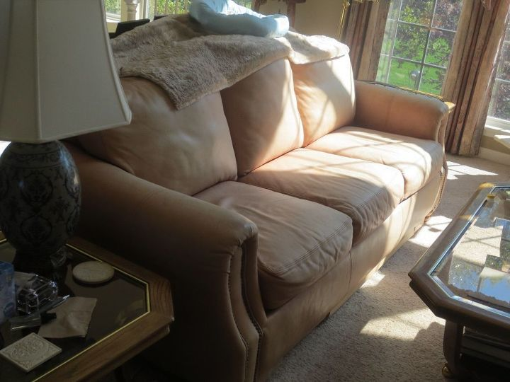 How Do I Dye My Leather Couch Hometalk