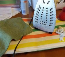 my iron is ruined