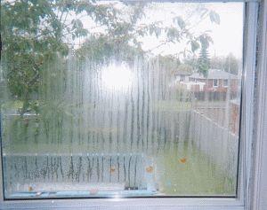 q how can i repair my fogged dual glazed window