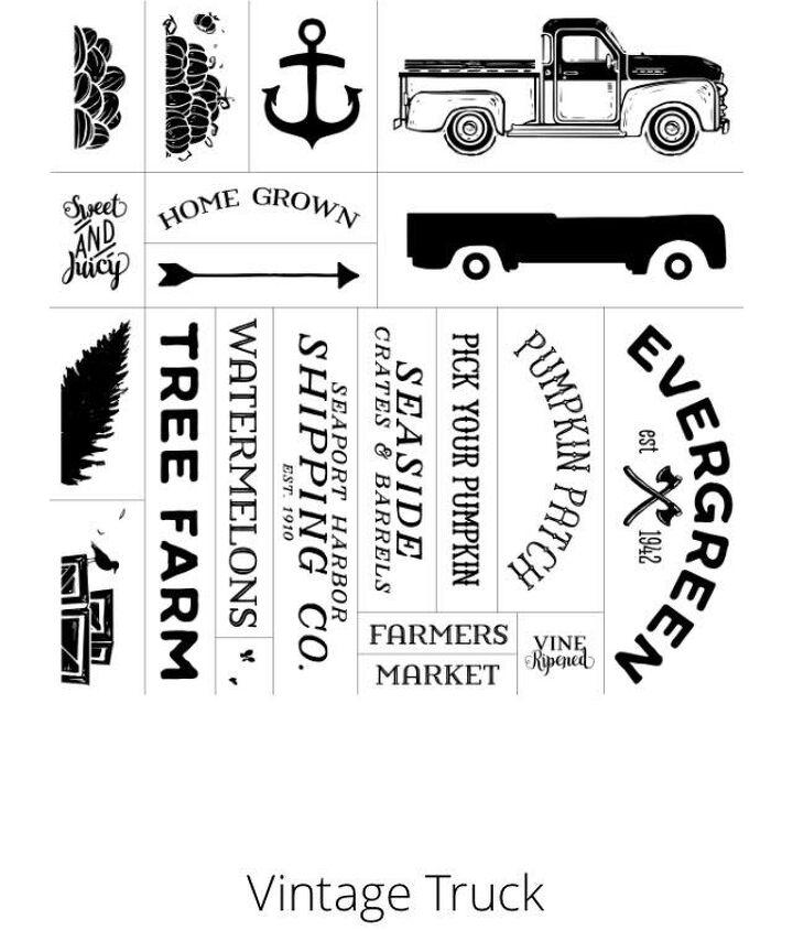 Truck Transfer from Charmingchalker.com