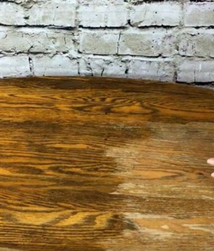 how to stain wood with vinegar
