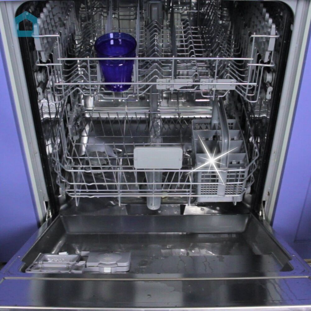 s 30 essential hacks for cleaning around your home, Wash Your Dishwasher With Baking Soda