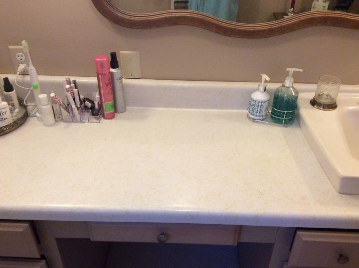 q an inexpensive way to redo old formica