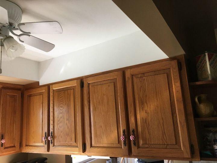 Outdated Honey Oak Cabinets. | Hometalk on