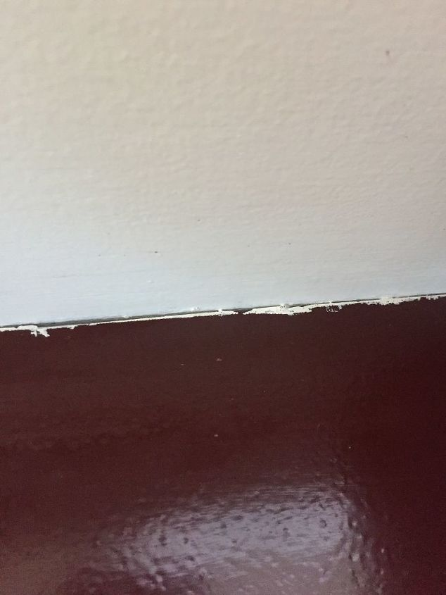 q how do you remove water based paint from oil based paint