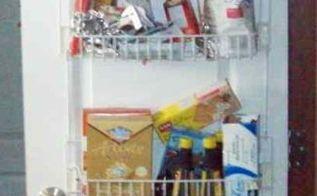 get organized in the kitchen
