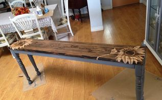 scraps turned sofa table