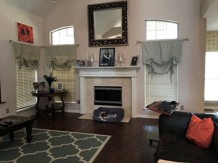 q can anyone recommend window coverings for my windows