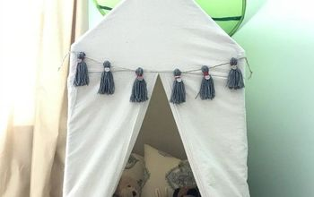 Build This Fun and Easy Kids PVC Pipe Tent!