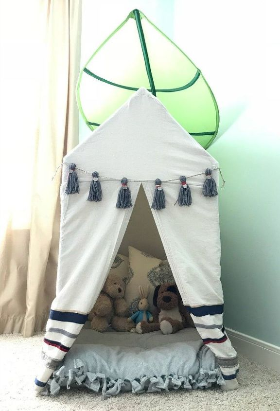 build this fun and easy kids pvc pipe tent